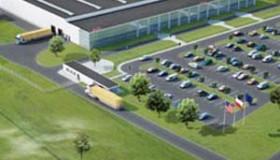 projekt budynku przemysłowgo, Nowa Sól