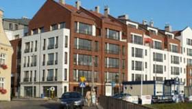 Projekt zespołu apartamentowego Szafarnia, Gdańsk
