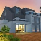 dom jednorodzinny - projekt budowlany - Lenartowicz Architekt