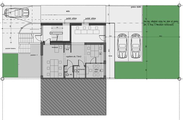 rozbudowa domu ursus - warunki zabudowy