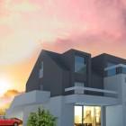 projekty domów i pensjonatów