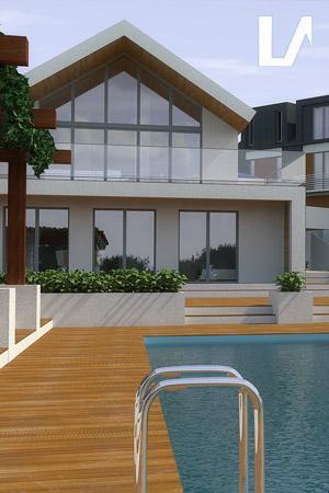projekty domów i rezydencji