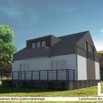 nadbudowa domu