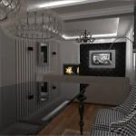 projekt wnętrz domu