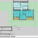 Obiekt: projekt wnętrz parteru domu Lokalizacja: Marysin Inwestor: prywatny Powierzchnia użytkowa: 130 m2 Zakres: projekt koncepcyjny, wykonawczy