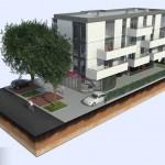 Projekt budynku wielorodzinnego