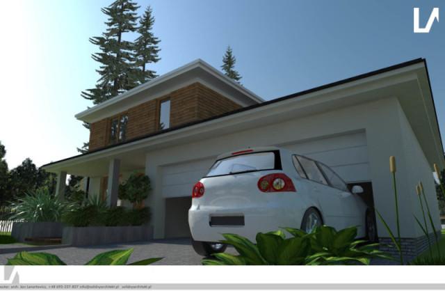 Projekt domu Raszyn
