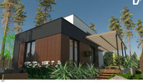 Rozbudowa domu Anin