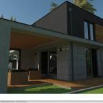 Przebudowa domu Michałowice